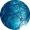 135 Azzurro Brillante Perlato