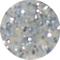 320 Glitter Argento