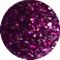 377 Viola Glitter Argento