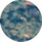 381 Glitter Azzurro